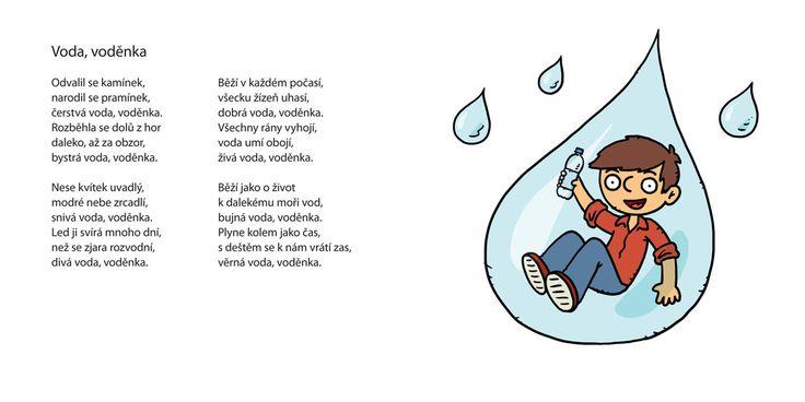 Jiří Žáček: Voda, voděnka