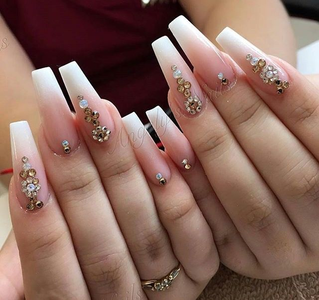 56 best uñas images on Pinterest | Flower nails, French nails and ...