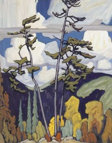 Lawren Harris  Lawren Stewart Harris, CC was a Canadian painter. He was born in Brantford, Ontario and is best known as a member the Group of Seven who pioneered a distinctly Canadian painting style in the early twentieth century. Wikipedia