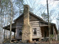 Vaughn House at Red Top Mountain State Park #Georgia #camping