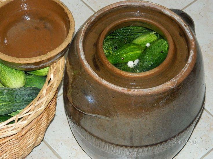 Recept na želanie :) Tento recept na pomaly kvasené uhorky na zimu, mám od mojej svokry (manželovej maminky) a robím ho už vyše 20 rokov... ak chcete, vyskúšajte.