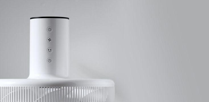 バルミューダ | GreenFan2+(グリーンファン2プラス)| 自然の風を再現する扇風機