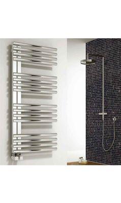 Reina Adora Stainless Steel Bathroom Heated Towel Rail Radiator