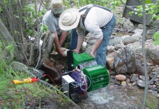 Как сделать мини-ГЭС своими руками