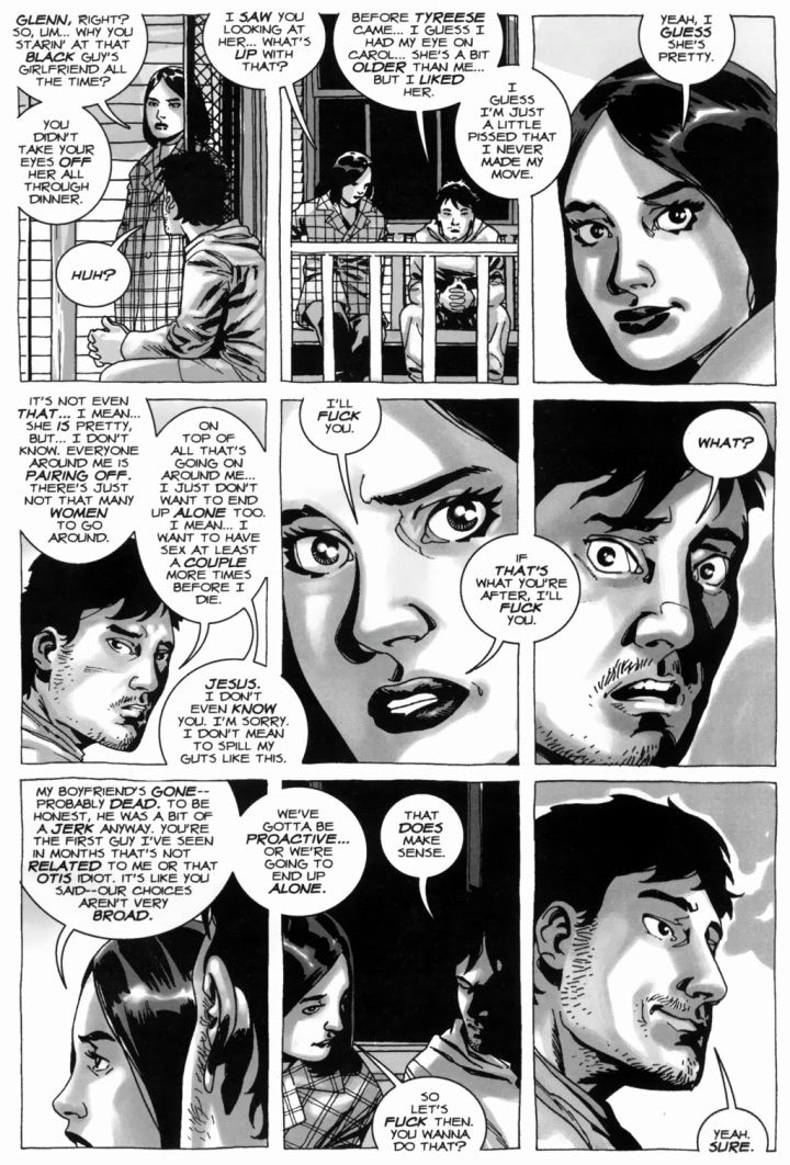 201 best The Walking Dead Comic images on Pinterest Comics, The