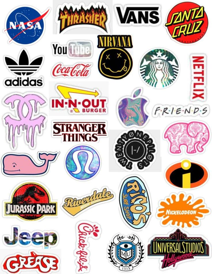 Tumblr cute aesthetic emblem stickers edit overlay nasa thrasher vanz santa cruz a…