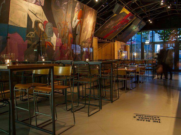 Topolski Bar  #B3Designers