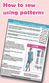 Beginner Sewing Patterns -10 Things To Check Before Buying a Pattern