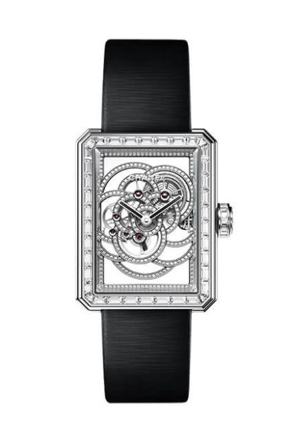 Time of Elegance – #ChanelPremièreCamelia – TheAuburnGirl #Chanel #Watches http://www.theauburngirl.com/time-of-elegance-chanel-premiere/