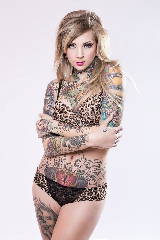 Break porno madison mitchell tattooed beauty photo shoot bikini