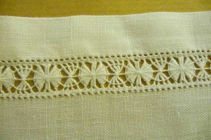 Schwalm doily and how-to for the border – stitchin fingers