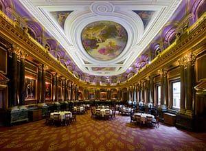 Hidden London interiors: The Livery Hall, Drapers' Hall, London