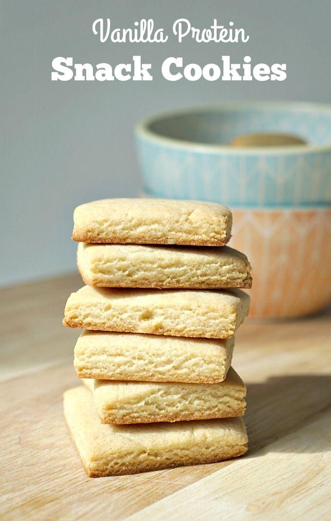 Vanilla Protein Snack Cookies Recipe with @lesmills http://therebelchick.com/vanilla-protein-snack-cookies-recipe-thegoodwhey/ #ad #thegoodwhey