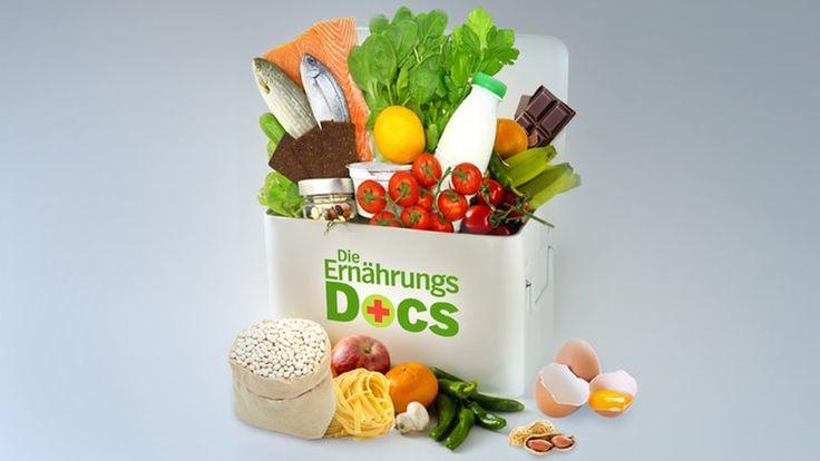 Die ErnährungsDocs: Wegweiser iss Dich gesund!