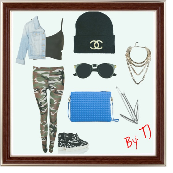 """Go Spring!"" by arianitjarinto on Polyvore"