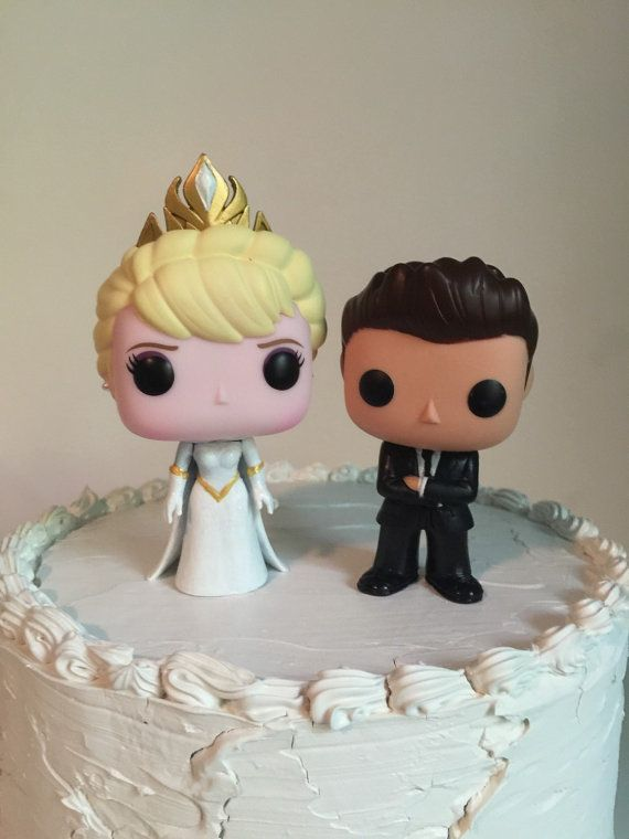 cake pop wedding cakes everafterproducts on etsy elsa and groom funko pop 12304