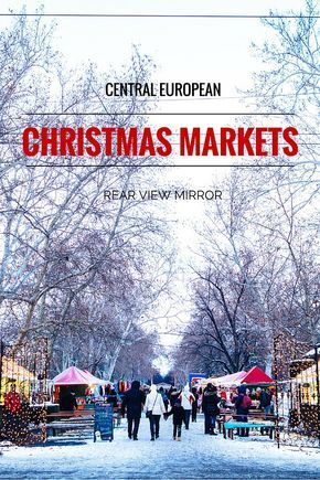 The Best Christmas Markets in Central Europe #hungary #szeged