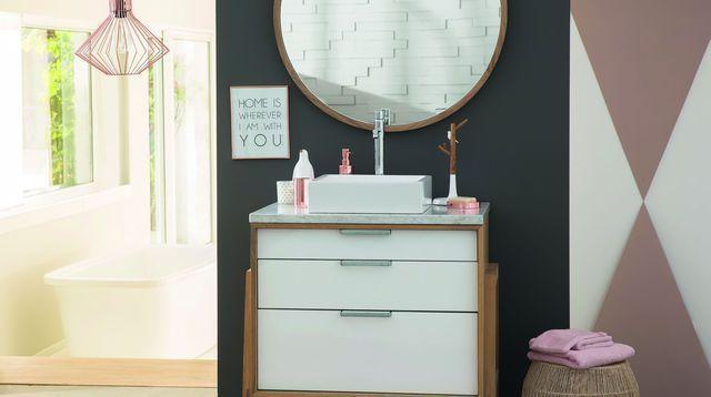 awesome Idée décoration Salle de bain - Salle de bains bois : des photos d'inspiration