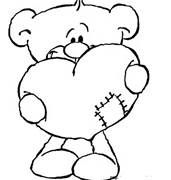 valentine coloring pages - Bing Images