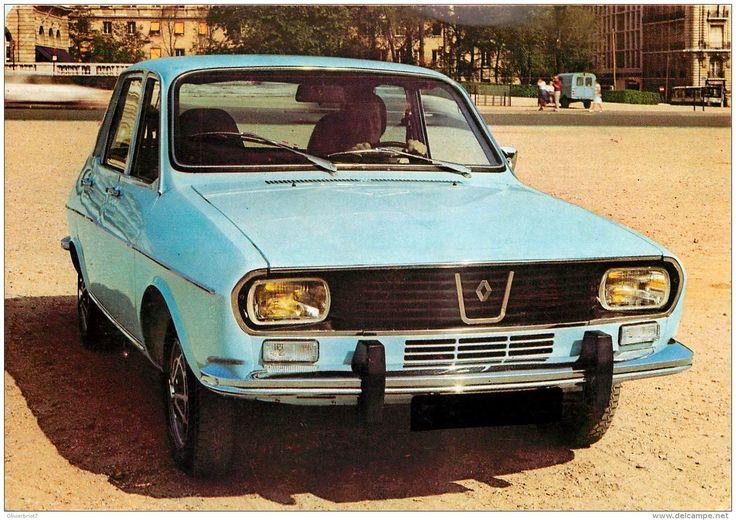 Renault 12 TS - 1974