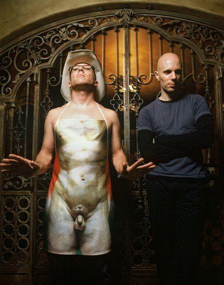 Maynard James Keenan and Billy Howerdel