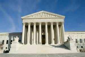 THe Judicial Branch houses the supreme court who's main job is to decide on essential issues to the US