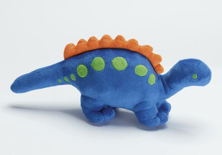 'Dinoland' soft toy..cute cushion/toy to match with the 'dinoland' boys bedlinen range