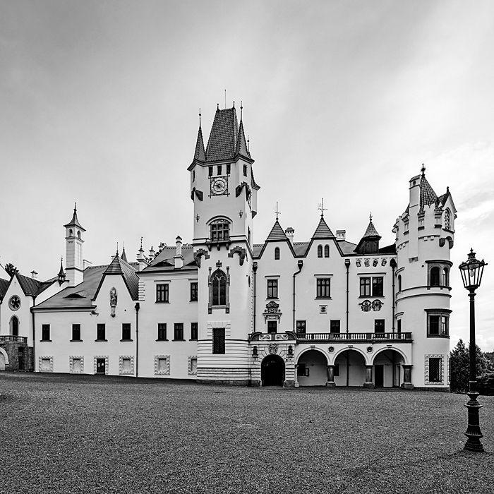 Žinkovy zámek Czech republic