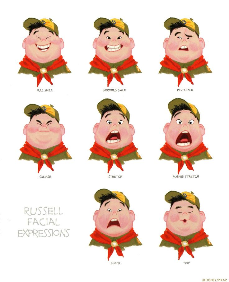 More Character Designs from UP by LOU ROMANO http://louromano.blogspot.com/2009/05/art-of-up_3697.html