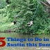Austin Summer Events, Austin fun summer, family fun events in austin
