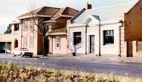 Yallourn Post Office & National Bank