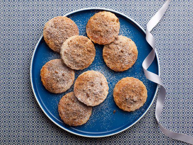 Orange Bourbon Ginger Cookies   Recipe