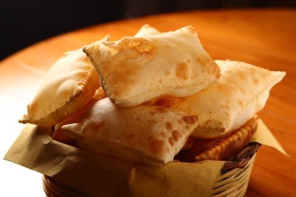Gnocco fritto - fried pastry  Italian style  #gnoccofritto