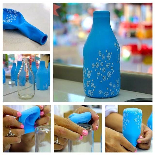 Centros de mesa que puedes hacer reciclando botellas (14) - Tutus para Fiestas Mexico - Disfrases personalizados y moños