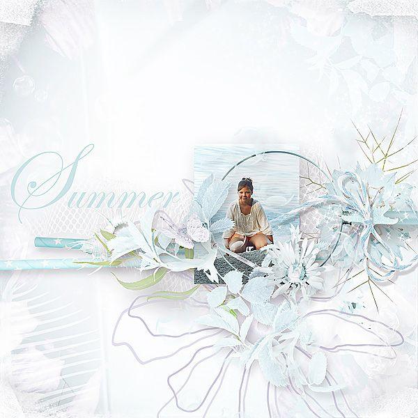 Lovely Summer by DitaB Designs @ MSAD