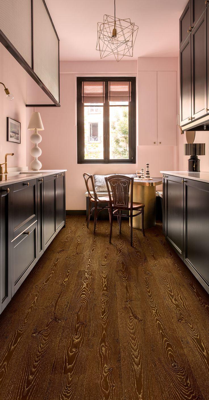 69 best kitchen flooring inspiration images on pinterest. Black Bedroom Furniture Sets. Home Design Ideas