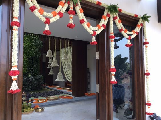 49 Best Images About Pooja Decoration On Pinterest