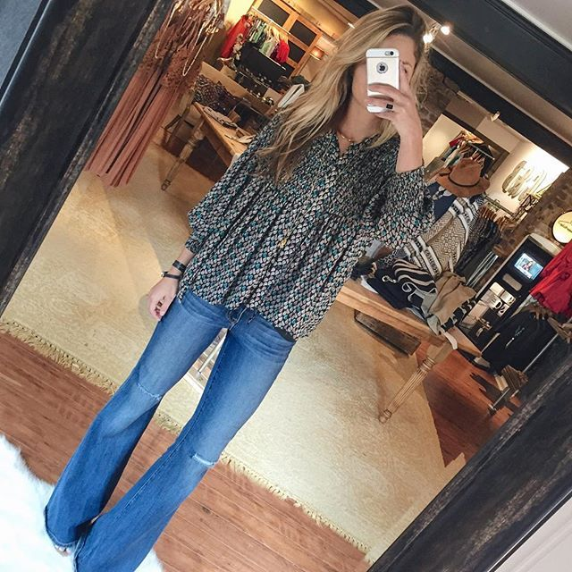 Flare jeans outfit                                                                                                                                                                                 More
