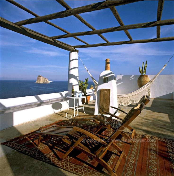 Casa Ursula, Panarea, Aeolian Islands, Sicily