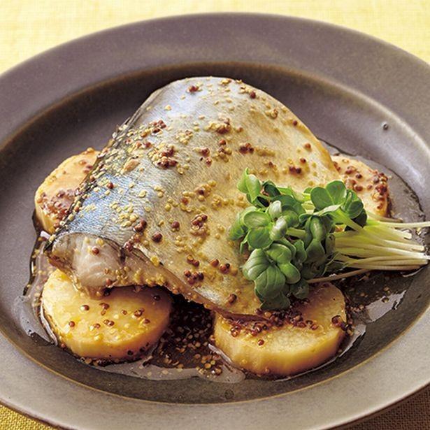 みそ煮に飽きたらこれ!時短洋風レシピ「さばの粒マスタード煮」 - レタスクラブニュース