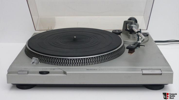 Vintage Technics SL-D1 Direct Drive Manual Turntable ...