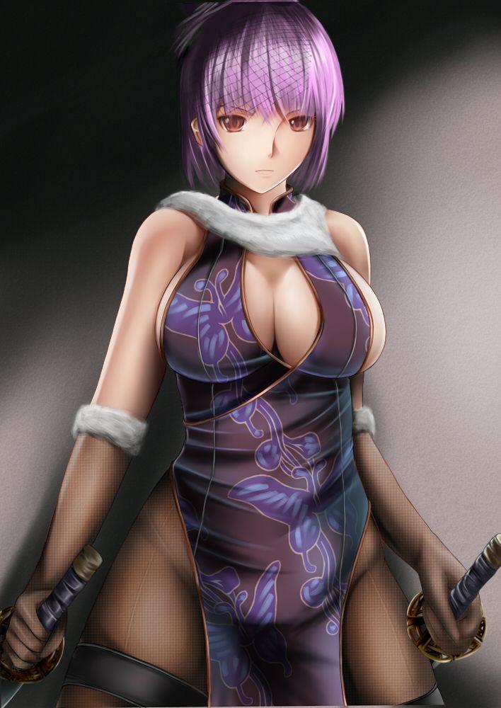 Japanese woman ninja kunoichi 9