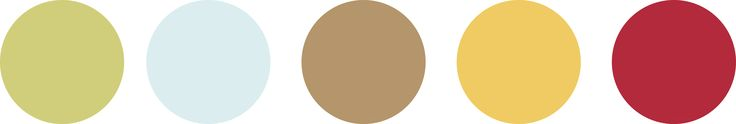 Sally's colour palette