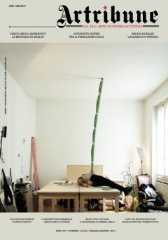 Un'uscita molto speciale questa di Artribune Magazine. La Biennale di Venezia è alle porte e noi vi regaliamo tante anticipazioni dalla laguna. E poi, come sempre, news, rubriche, approfondimenti, editoriali. In copertina c'è un'opera di Alessandro Di Pietro…