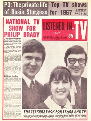 Remembering Listener In, TV Scene – Television.AU