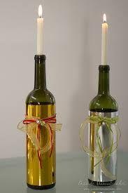 manualidades con botellas de vidrio para regalar - Buscar con Google