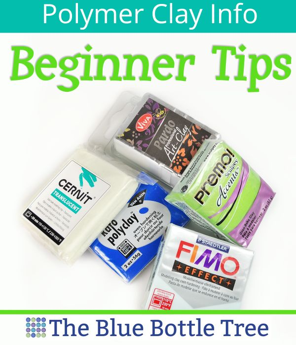 Don't miss these fantastic polymer clay tips for beginners.