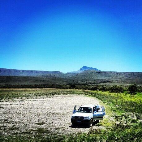 Compass Berg, Nieu Bethesda, South Africa