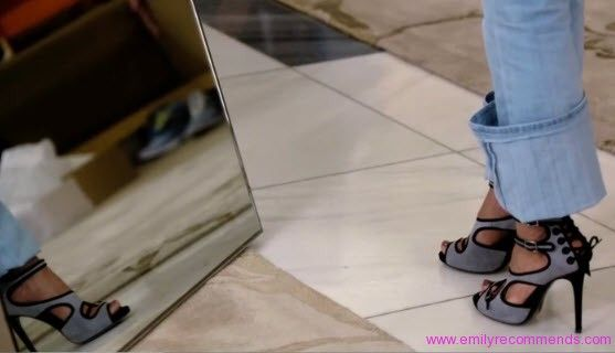 "I LOVE these shoes from the movie ""Just Go With It"". If only I had an extra $1450 laying around to spend on shoes..."
