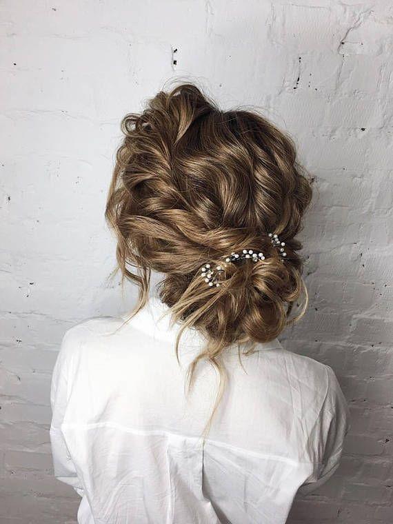 Best 25+ Babys breath hair ideas on Pinterest | Bridesmaid ...